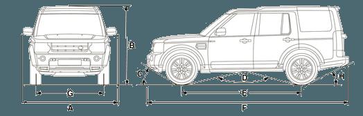 Технические характеристики - LR4