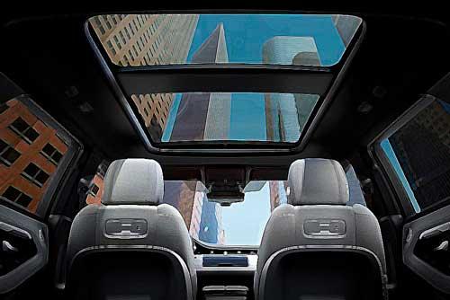 Rover Evoque 2 поколение